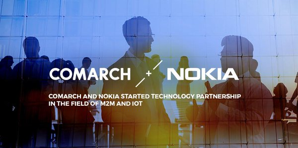 Comarch and Nokia announce Technology Partnership for M2M and IoT