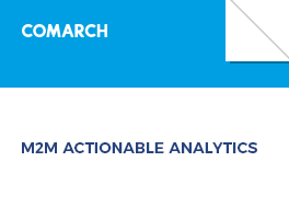 Comarch Telecom M2M Actionable Analytics
