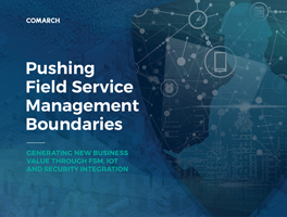 eBook: Pushing Field Service Management Boundaries