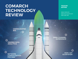 Comarch Telco Review Magazine – Technology Trends and News for Telecoms
