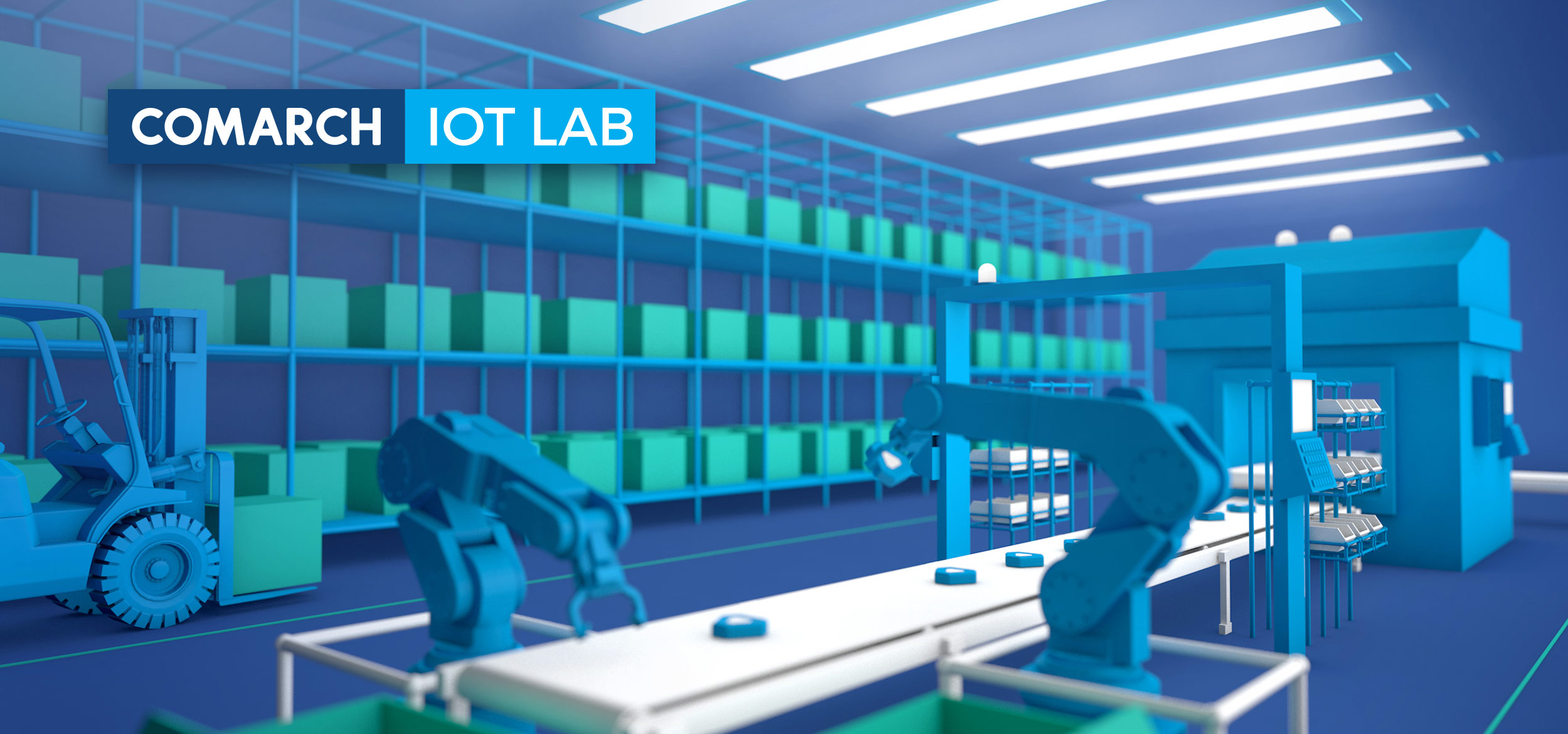 Comarch-IoT-Lab