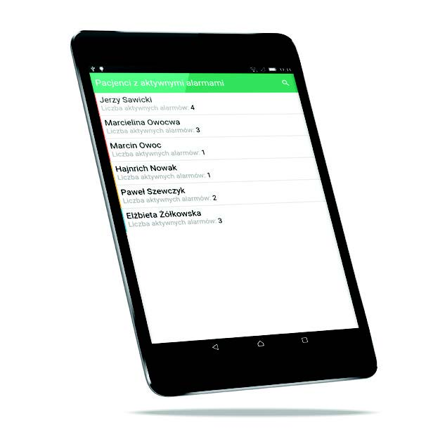 telemetry mobile application