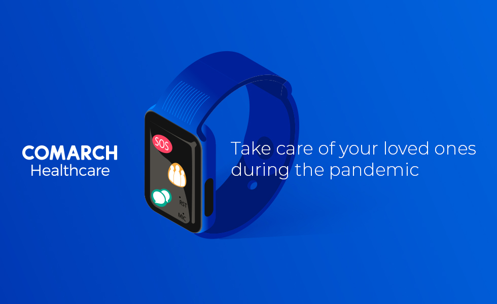Comarch Life Wristband