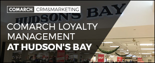 Loyalty program for Hudson's Bay