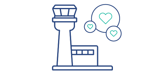 Why passengers love airport loyalty programs?