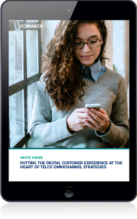 Putting the Digital Customer Experience at the Heart of Telco Omnichannel Strategies cover