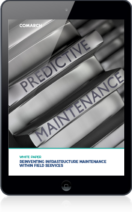 Reinventing Infrastructure Maintenance Within Field Services cover