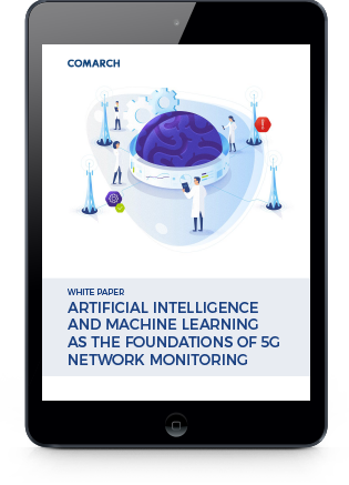 Artificial Intelligence and Machine Learning as the Foundations of 5G Network Monitoring
