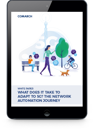 What Does it Take to Adapt to 5G? The Network Automation Journey