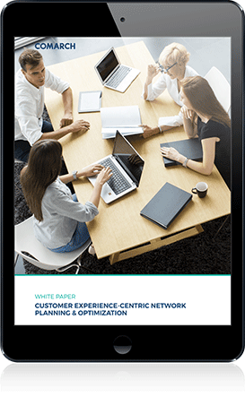 Customer Experience-centric Network Planning & Optimization cover