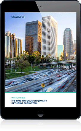 It's Time to Focus on Quality in the IoT Ecosystem cover