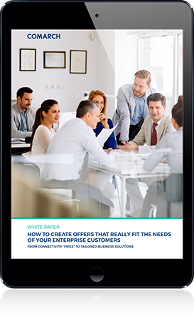 How to Create Offers That Really Fit the Needs of Your Enterprise Customers cover