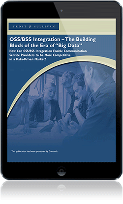 "OSS/BSS Integration: The Building Block of the Era of ""Big Data""  cover"