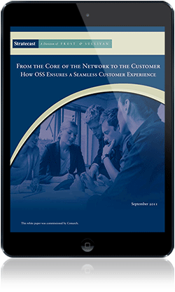 From the core of the network to the customer cover