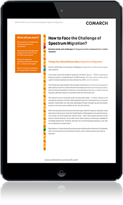 How to Face the Challenge of Spectrum Migration? cover