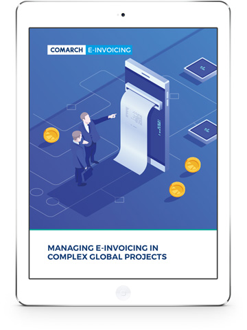 Managing e-Invoicing in Complex Global Projects