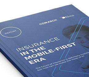 Insurance in the mobile-first era}