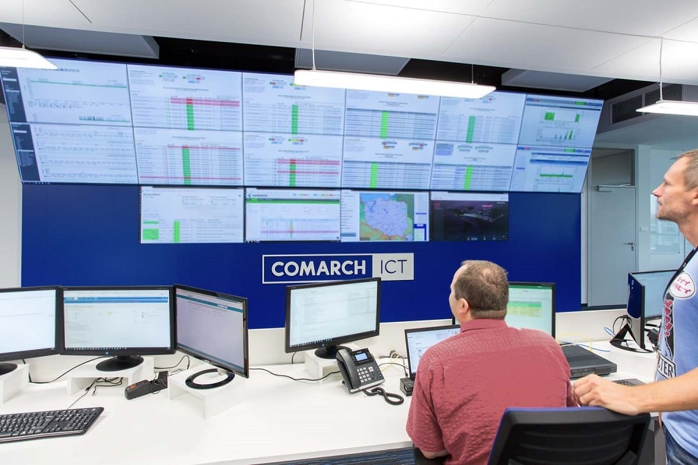 Network Operations Center, IT Monitoring Services - Comarch ICT