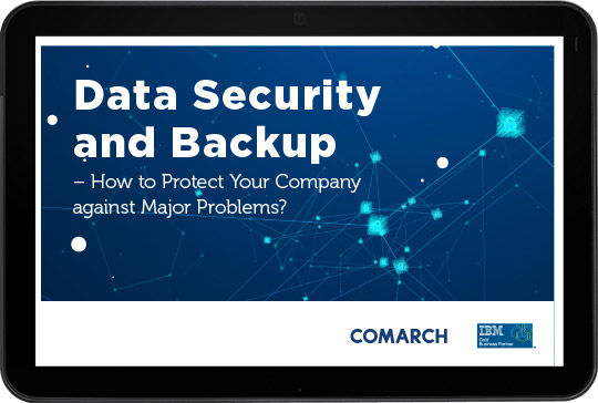 Data Security and Backup