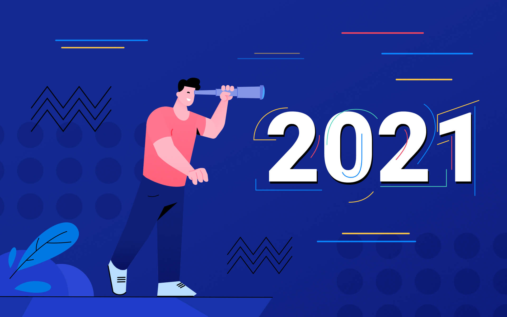 The Grand Trends of 2021: New Year's Predictions for the Telecom Industry