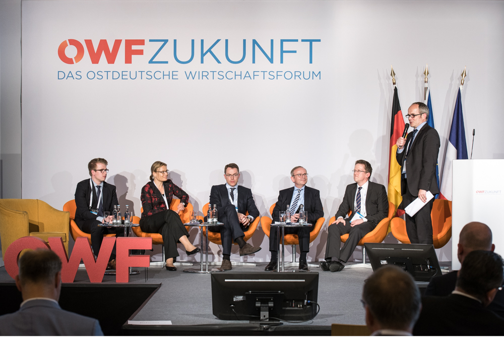 Comarch at the East German Economic Forum: A Digital and International Future