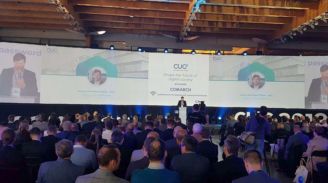 15 Years of Comarch User Group: Conference Report