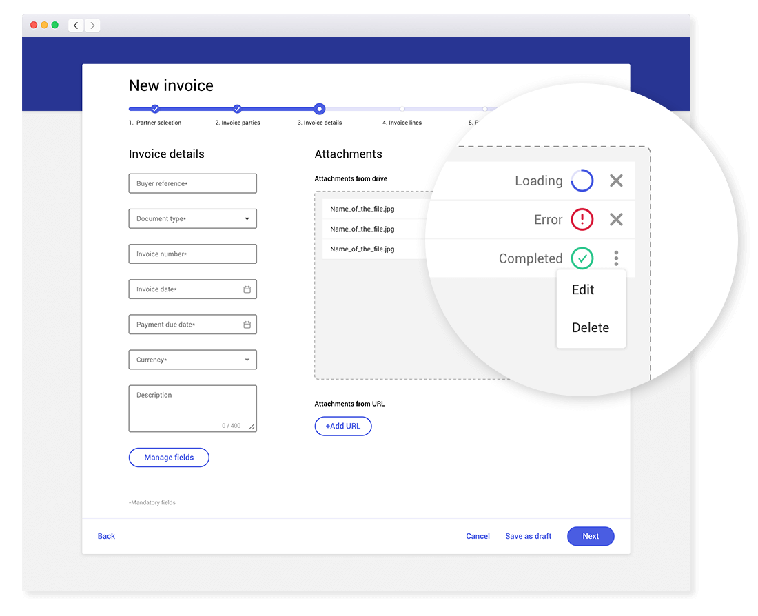 Comarch E-Invoicing Cloud Platform ☁️