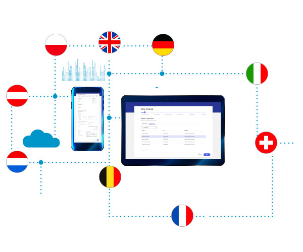 Europe Joins The E-invoicing Revolution