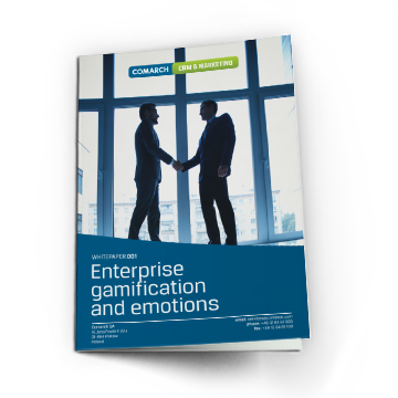 Enterprise gamification and emotions