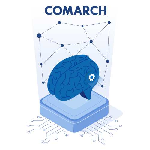 how we are using AI in comarch