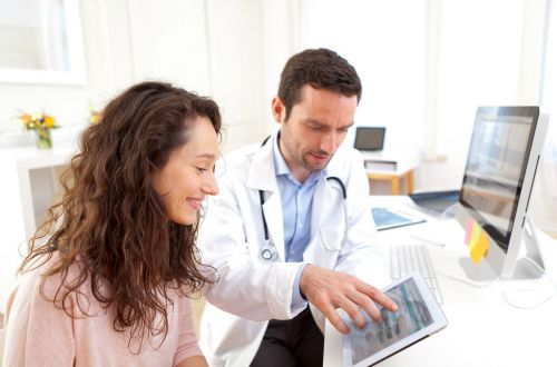 Electronic Health Record for doctors