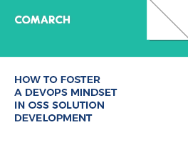 How to Foster a Devops Mindset in OSS Solution Development