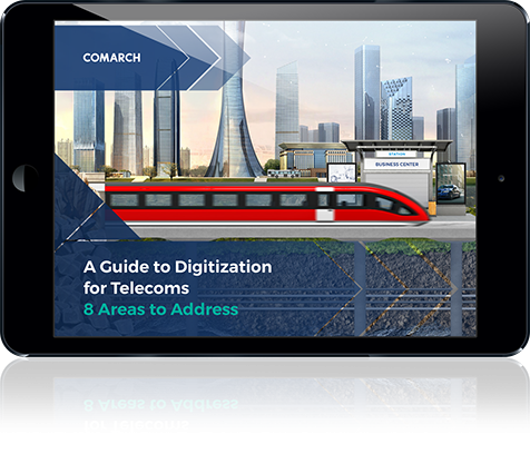 A Guide to Digitization for Telecoms: Eight Areas to Address