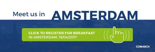 Amsterdam breakfast registration