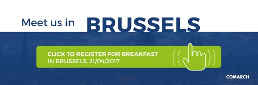Brussels breakfast registration