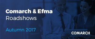 Comarch Efma Roadshows 17