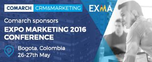 Expomarketing 2016 conference (EXMA)