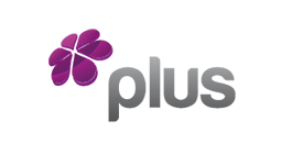 Plus Communications logo