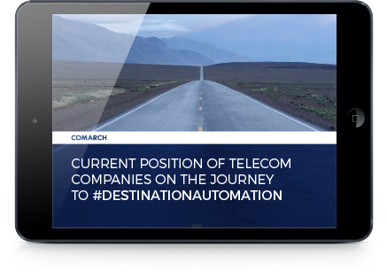 State of Automation in Telecom Companies