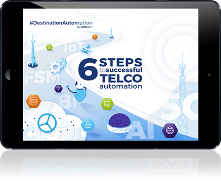 6 Steps to Successful Telco Automation