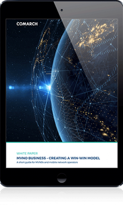 MVNO Business - Creating a Win-Win Model cover