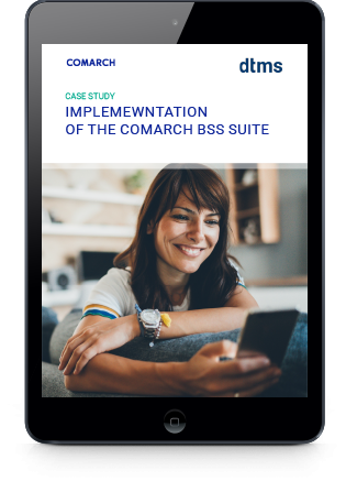 Implementation of Comarch BSS Products