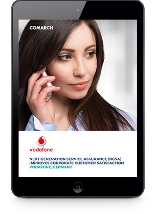 Next Generation Service Assurance (NGSA) Improves Corporate Customer Satisfaction
