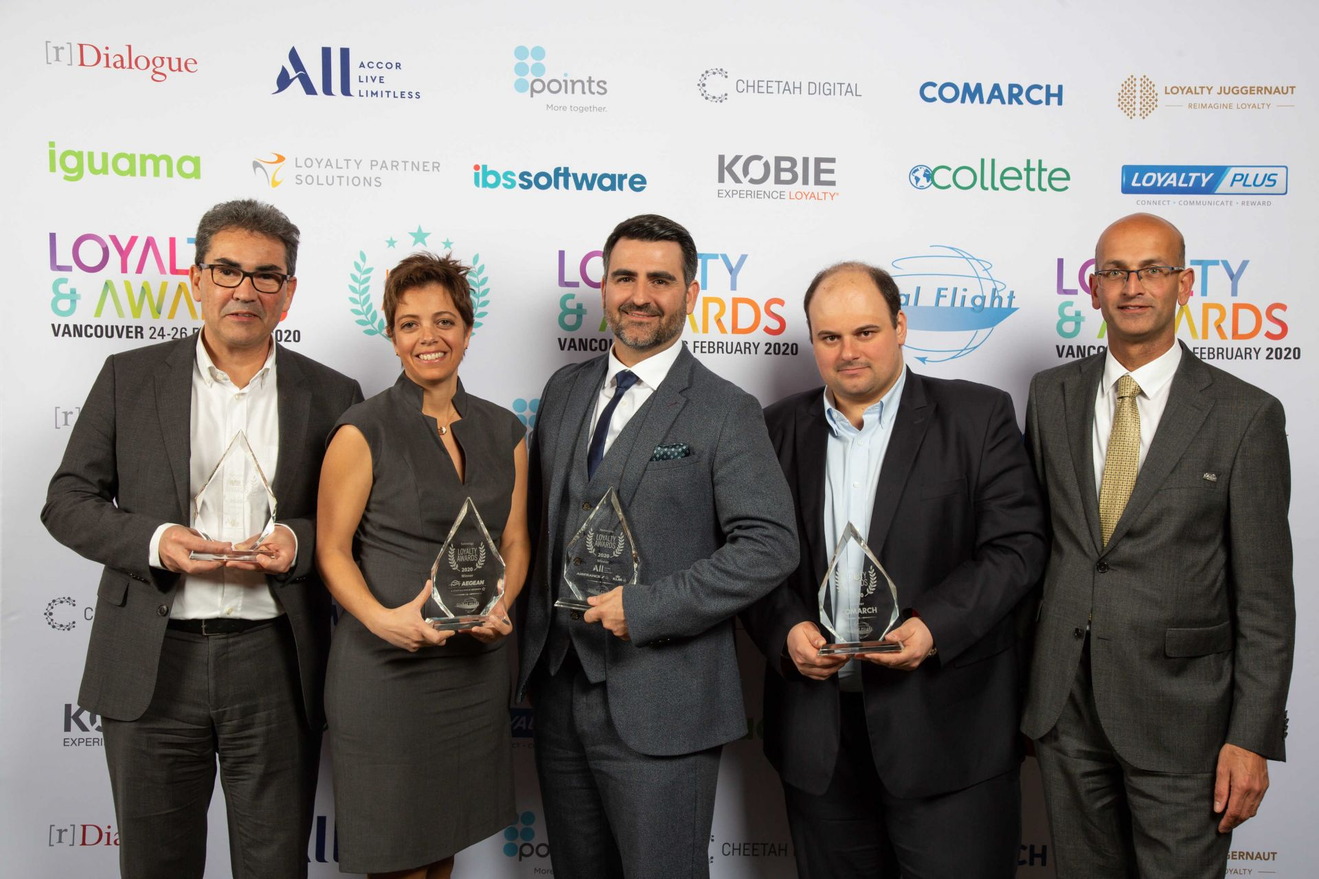 Loyalty&Awards 2020 winners comarch