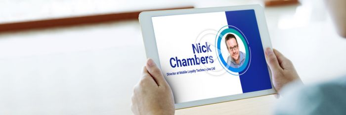 LoyaltyExpertsVoice: interview with Nick Chambers