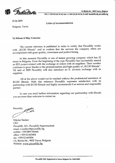 law school letter of recommendation format. 2010 sample recommendation