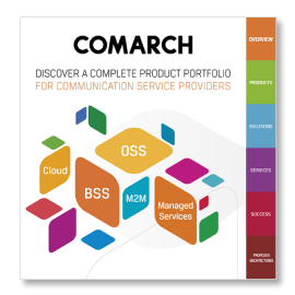 Comarch Product Portfolio