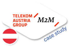 Telekom Austria Group M2M - Case Study